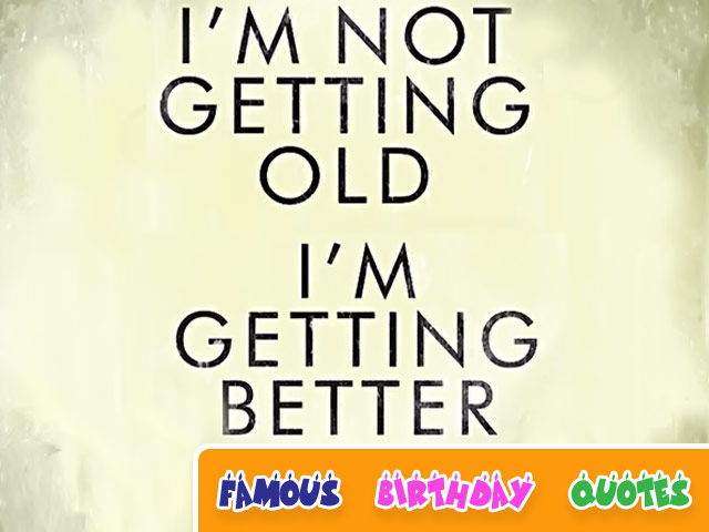 birthday quotes