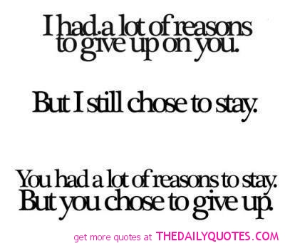 break up quotes