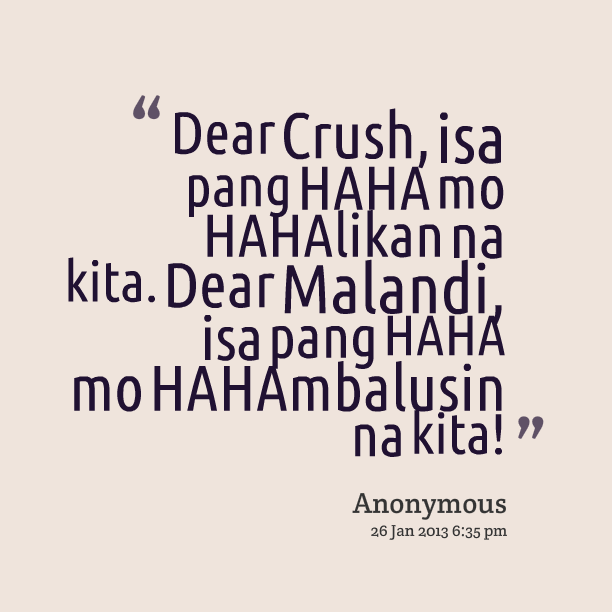 crush quotes